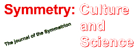 Symmetry: Culture and Science
